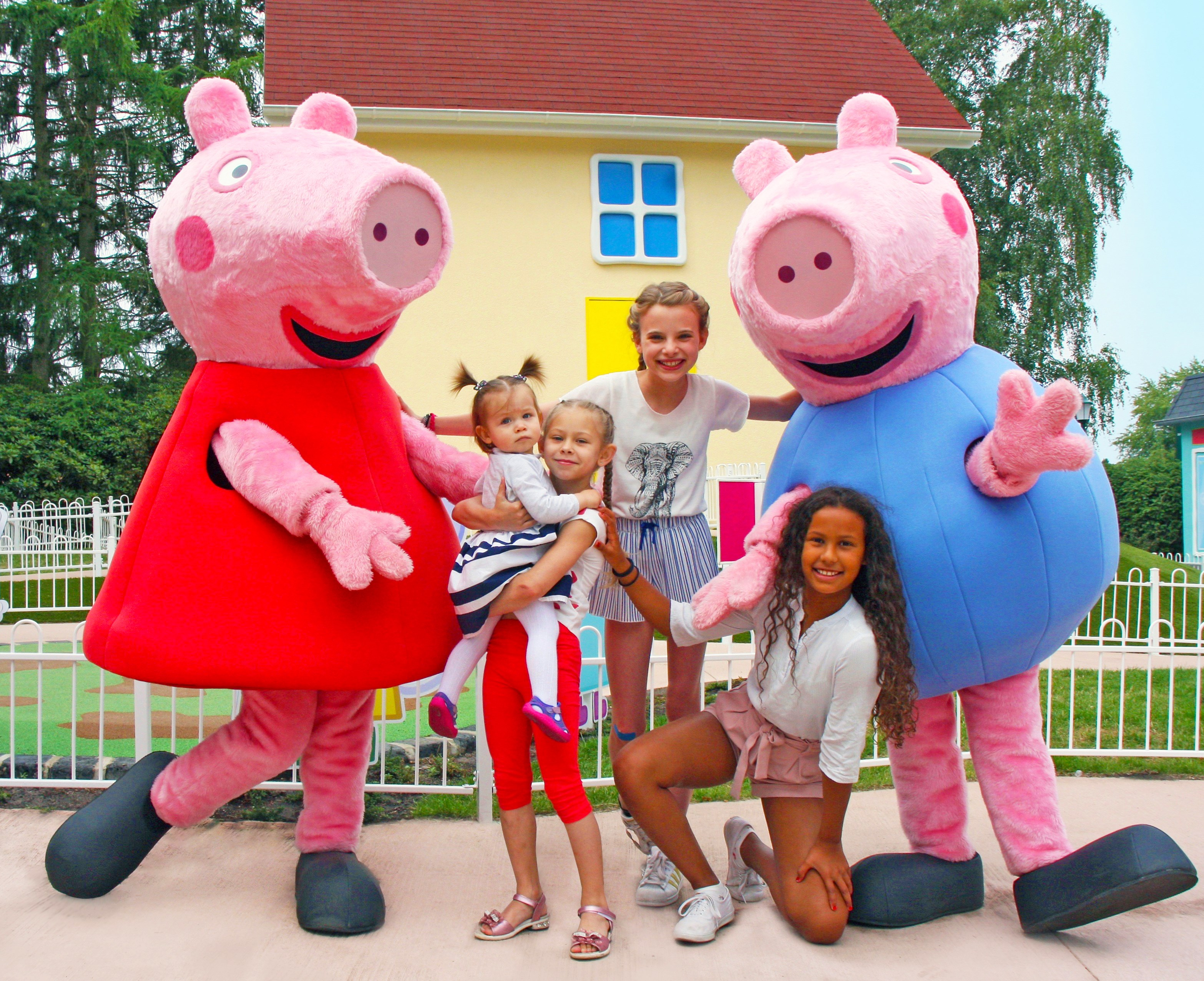 Heide Park Resort Peppa Pig Land Meet And Greet 002 Enhanced