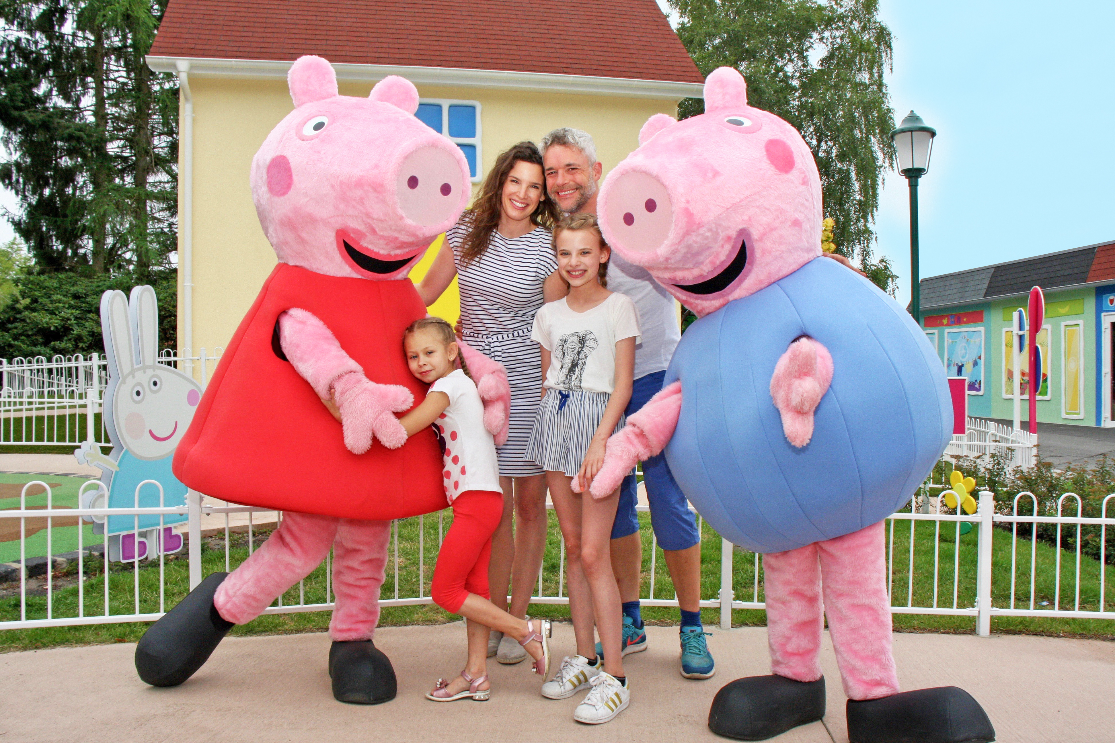 Heide Park Resort Peppa Pig Land Meet And Greet 001
