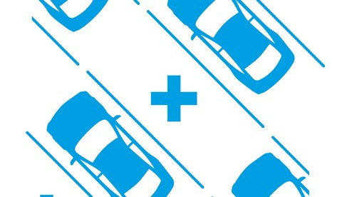 Covid Response Icons Cyan Parking Restrictions