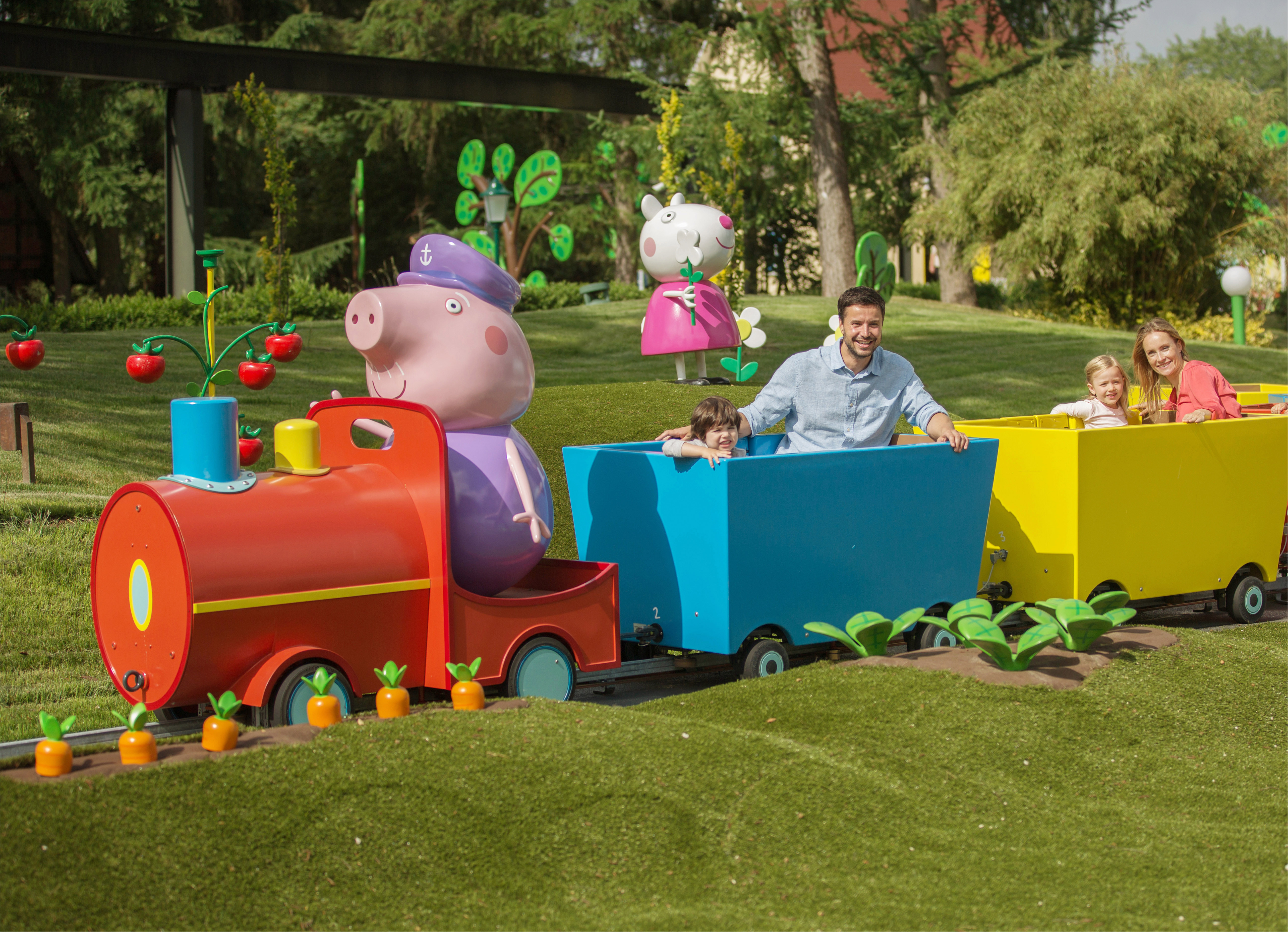 heide park resort peppa
