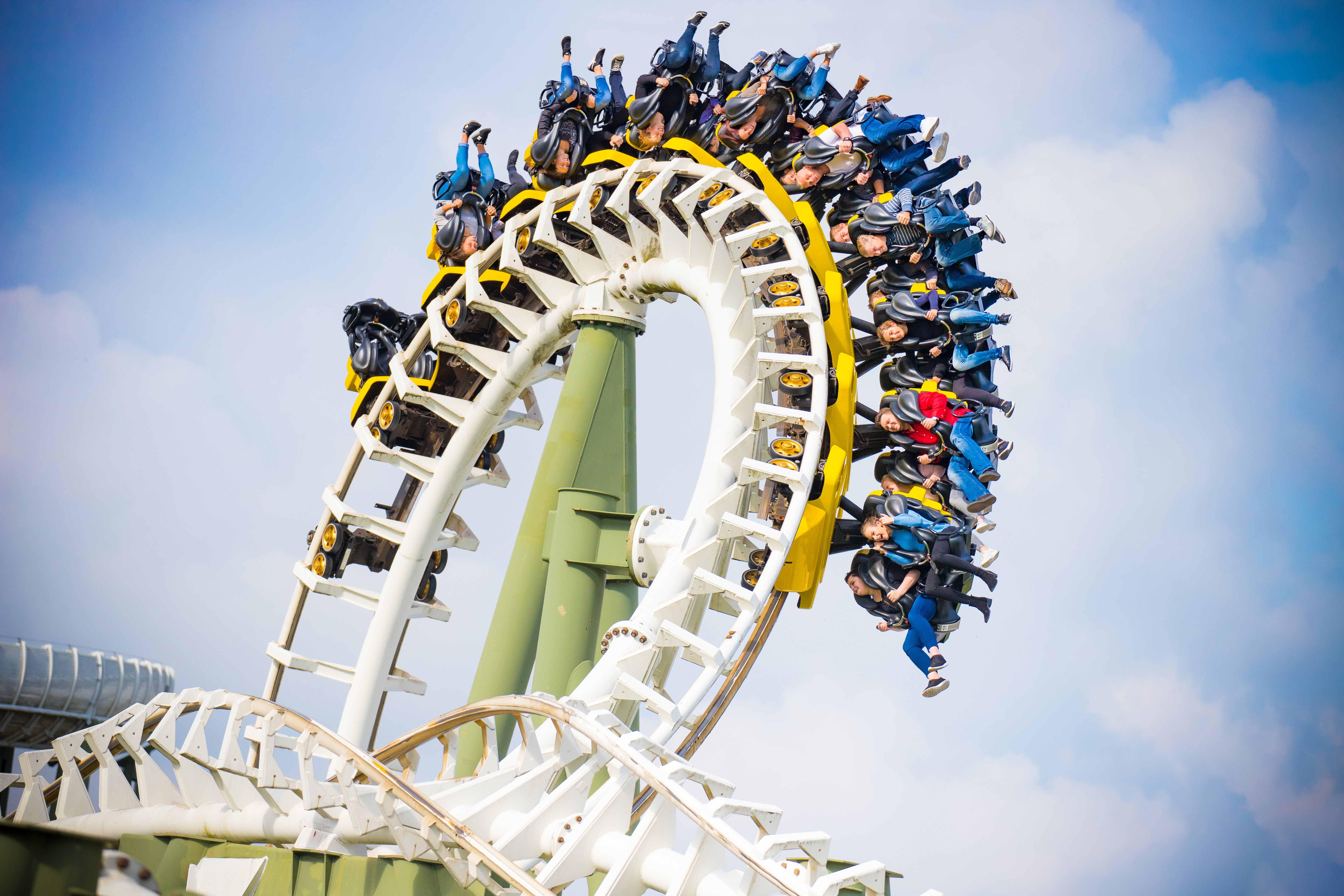 heide park resort limit
