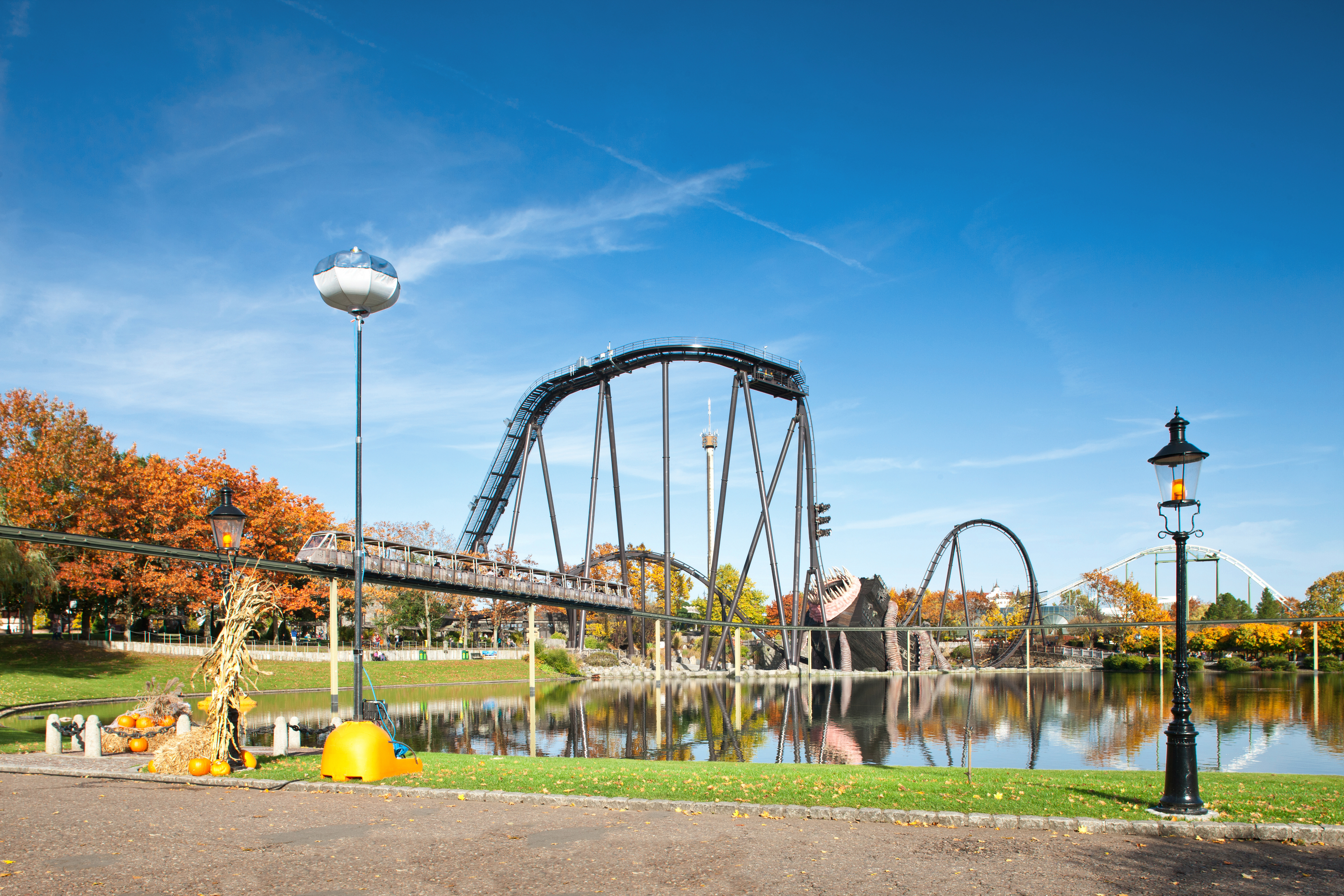 Heide Park Resort Monorail 005
