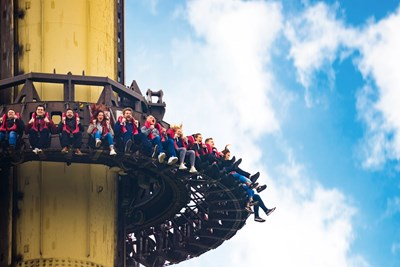 heide park resort scream
